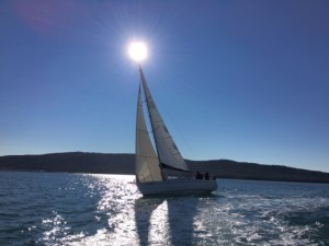 SPLIT-CROATIA-SAILING SUNSET SAIL MOMENTS